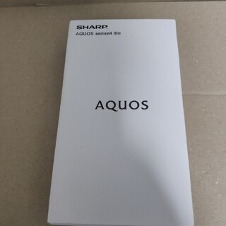 AQUOS - AQUOS sense4 lite 楽天版SIMフリー SH-RM15