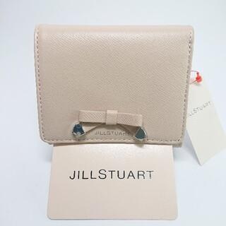 JILLSTUART - 【新品タグ付き】ジルスチュアート 三つ折り財布 ピンク