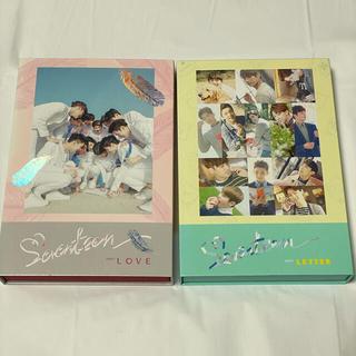 SEVENTEEN - seventeen CD love&letter