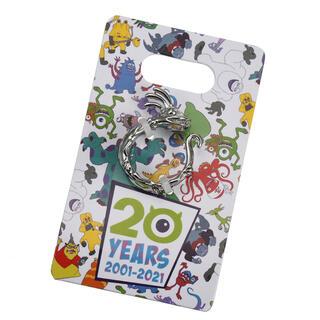 Disney - モンスターズインク 20周年 ランドール 指輪 リング フォークリング