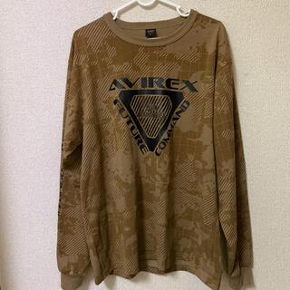 アヴィレックス(AVIREX)のアヴィレックス トップス ロングTシャツ(Tシャツ/カットソー(七分/長袖))
