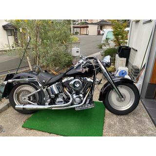 Harley Davidson - ハーレー ファットボーイ キャブ車 2000