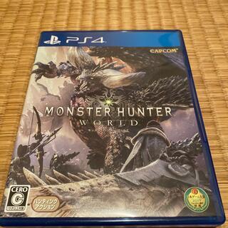 カプコン(CAPCOM)のモンスターハンター:ワールド PS4(その他)