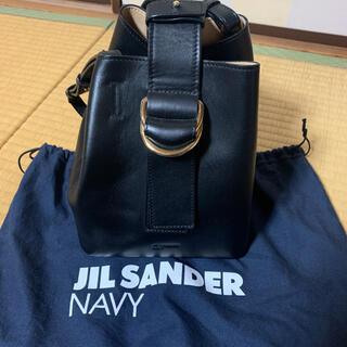 Jil Sander - jil sander navy ショルダーバッグ