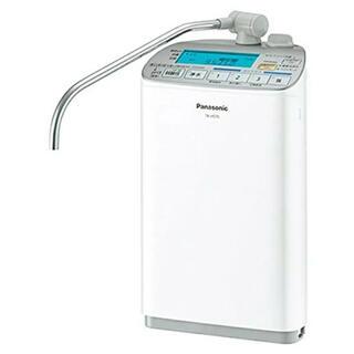 パナソニック(Panasonic)のパナソニック 還元水素水生成器 TK-HS70-W パールホワイト(1台)(浄水機)