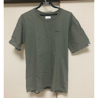 W)taps - WTAPS 40PCT UPARMORED S/S TEE OLIVE DRAB