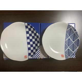 タチキチ(たち吉)の【木曽路】たち吉 小皿2枚セット(食器)