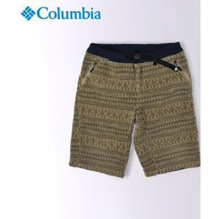 コロンビア(Columbia)のColumbia コロンビア ファウルガー ショーツ ボア フリース ショーツ(ショートパンツ)
