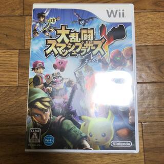 Wii - 大乱闘スマッシュブラザーズX Wii おまけGC版スマブラ