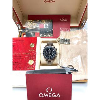 OMEGA - 大人気オメガスピードマスターコーアクシャル38ミリメンズ2018年12月購入品
