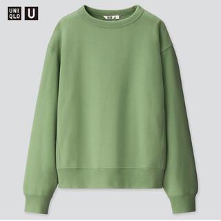 UNIQLO - UNIQLO U ワイドフィットスウェットシャツ