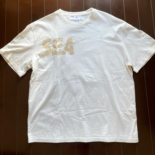 SEA - windandsea × puma Tシャツ