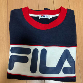 FILA - フィラ、トレーナー