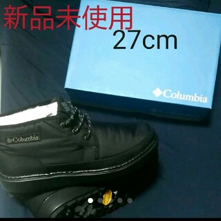 コロンビア(Columbia)の【冬靴】コロンビア Columbia サップランド オムニヒート 防水(ブーツ)