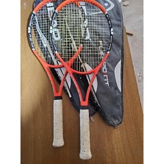 ヘッド(HEAD)のHEAD(ヘッド)テニスラケット-FLEXPOINT radical(ラケット)