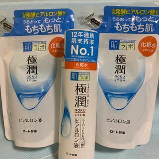 ロート製薬 - 肌ラボ 極潤ヒアルロン液(170ml)  本品 詰め替え