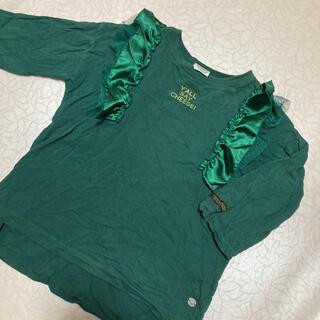 エフオーキッズ(F.O.KIDS)の7分袖ティシャツ(Tシャツ/カットソー)