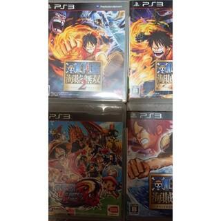 プレイステーション3(PlayStation3)のプレステ3ゲームソフトセット(家庭用ゲームソフト)