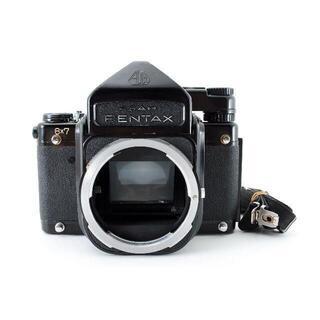 ペンタックス(PENTAX)のPENTAX 6x7 ボディ TTLファインダー 中判カメラ(フィルムカメラ)