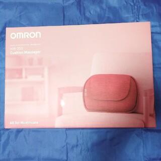オムロン(OMRON)の新品 未開封 オムロン クッションマッサージャーHM-350シリーズ(マッサージ機)
