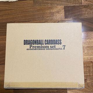 バンダイ(BANDAI)のドラゴンボールカードダスPremium set Vol.7 プレミアムセット(その他)