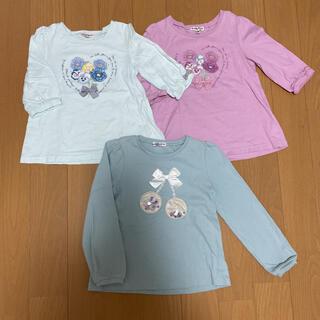 anyFAM - anyfam Tシャツ 3枚セット 120