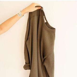 シールームリン(SeaRoomlynn)のVintage Fabric Loose Long-T(カットソー(長袖/七分))