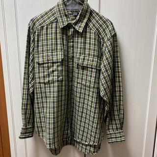 モンベル(mont bell)のモンベル チェックシャツ(シャツ)