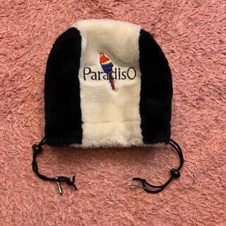 ゴルフ アイアンフルカバー🏌️♀️BRIDGESTONE Paradiso(その他)