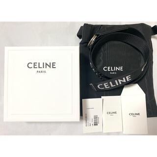 celine - 新品【 CELINE セリーヌ 】ミディアム ダブルカーフリングベルト