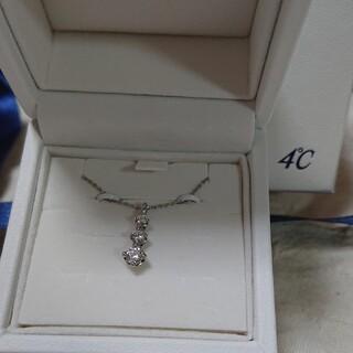 4℃ - 4℃ダイヤモンド ネックレス