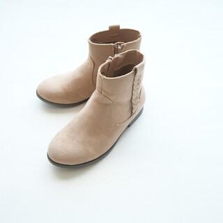 エイチアンドエム(H&M)の新品同様☆17cm☆H&Mショートブーツ☆女の子(ブーツ)