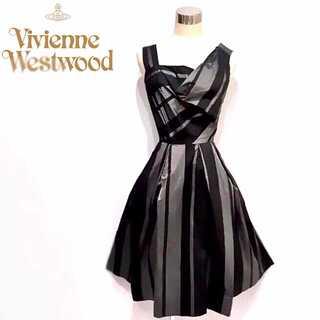Vivienne Westwood - 美品 ヴィヴィアンウエストウッド ドレス ワンピース
