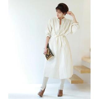 トゥデイフル(TODAYFUL)の【未使用】TODAYFUL Vintage Surgical Dress(ロングワンピース/マキシワンピース)