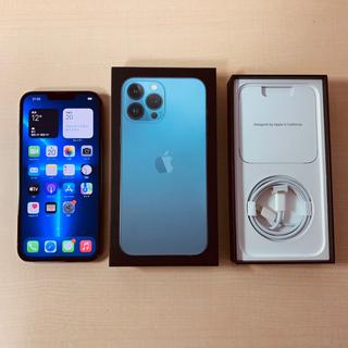 iPhone - SIMフリー iPhone 13 pro Max 256GB シエラブルー