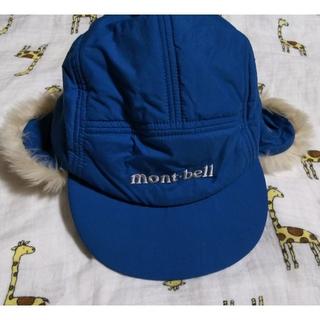 モンベル(mont bell)のmont-bell キッズ 冬用帽子(帽子)