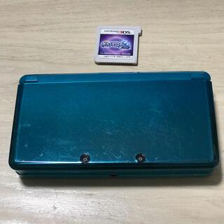 ニンテンドー3DS - ニンテンドー3DS ポケモンムーン セット