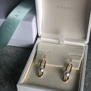 TASAKI - TASAKI ピアス fine links