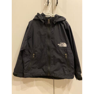 THE NORTH FACE - THE NORTH FACE コンパクトジャケット ナイロン 黒