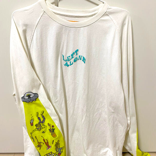 ビームス(BEAMS)のレフトアローン ロンT(Tシャツ/カットソー(七分/長袖))