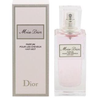 クリスチャンディオール(Christian Dior)の☼ミス ディオール ヘア ミスト 30ml☼(ヘアウォーター/ヘアミスト)