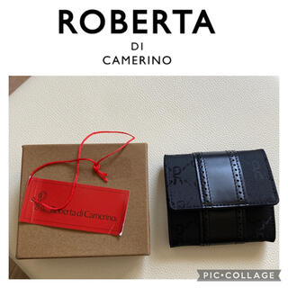 ROBERTA DI CAMERINO - 新品 ロベルタ☆小銭いれ コインケース 本革