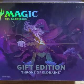 マジックザギャザリング(マジック:ザ・ギャザリング)のエルドレインの王権 バンドル ギフト エディション box(Box/デッキ/パック)