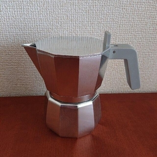 アレッシィ(ALESSI)のALESSI MOKA マキネッタ エスプレッソコーヒーメーカー 3CUP(コーヒーメーカー)