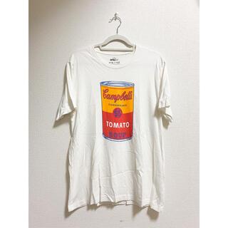 Andy Warhol - ユニクロ Andy Warhol Lサイズ