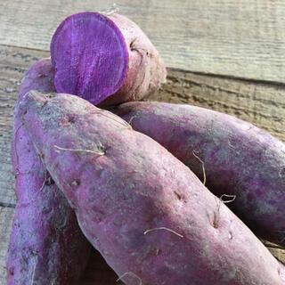 紫芋パープルスィートロード(野菜)