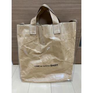 COMME des GARCONS - コムデギャルソン PVC bag