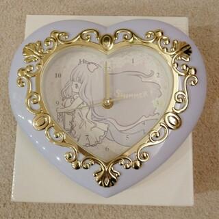 SWIMMER - SWIMMER ハート型 壁掛け時計  レトロ  レア