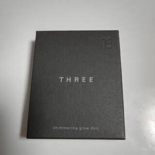 THREE - 新品 THREE シマリンググローデュオ01