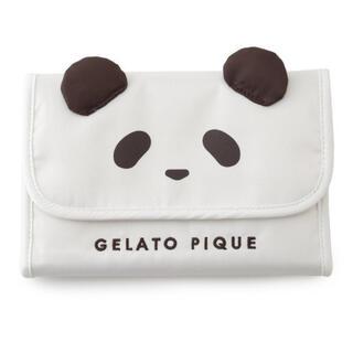 gelato pique - ジェラートピケ 母子手帳ケース パンダ Sサイズ ジェラピケ